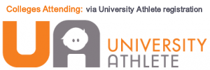 Colleges Attending: via University Athlete Registration