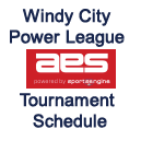 Windy City Power League AES Tournament Schedule